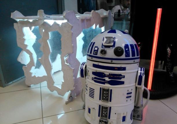 Спасение R2D2