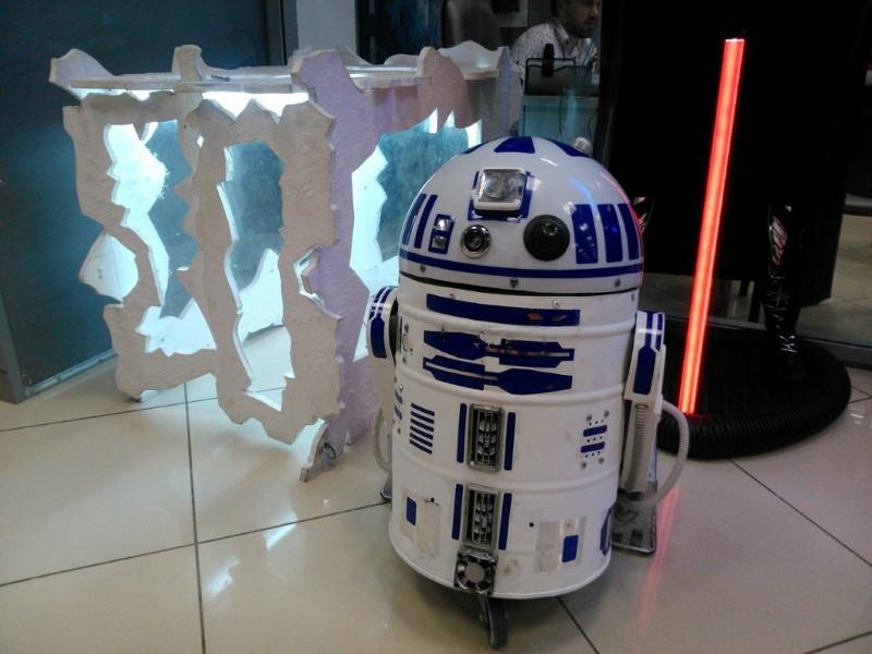 Квест Спасти R2D2